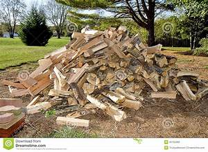 Bois De Chauffage Bricoman : corde de bois de chauffage de fente image stock image ~ Dailycaller-alerts.com Idées de Décoration