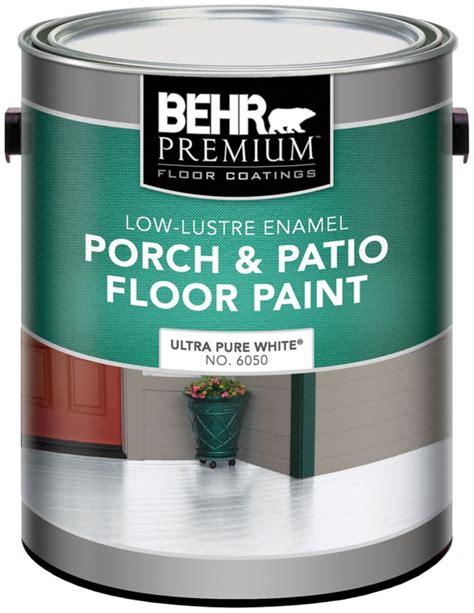 1 part epoxy acrylic concrete garage floor paint white