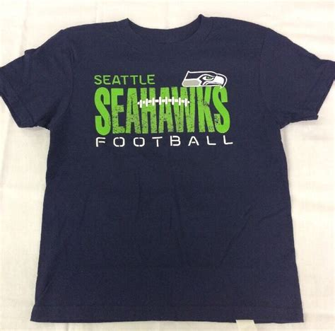 seattle seahawks nfl team apparel official licensed boys