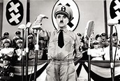 Chaplin transcends comedy with 'The Great Dictator ...