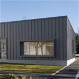 Fassade Mit Blech Verkleiden : metall fassaden blech fassaden blechfassaden metallfassaden ~ Watch28wear.com Haus und Dekorationen
