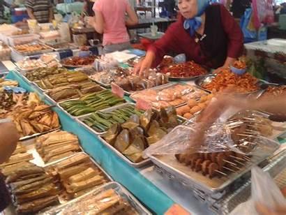 Market Night Gadong Pasar Days Wanna Bite