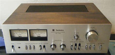 Technics Su-7700 Stereo Integrated Amplifier (1976-79