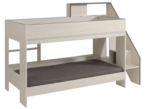 lits superpos 233 s 90x200 cm gravity vente de lit enfant conforama