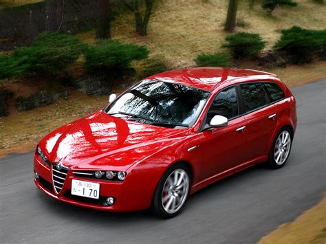 2018 Alfa Romeo 159 Sportwagon Pictures Information And