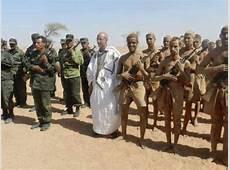 Algeria sends Polisario militiamen to Syria via Cuba