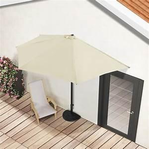 Parasol De Balcon Inclinable : parasol pour balcon achat vente parasol pour balcon ~ Premium-room.com Idées de Décoration