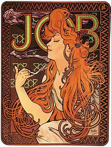 Having a look at History of Graphic Design: Art Nouveau in ...