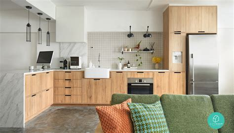 3 room flat kitchen design singapore 12 gorgeous resale hdb flats and condos you wish you lived 8980