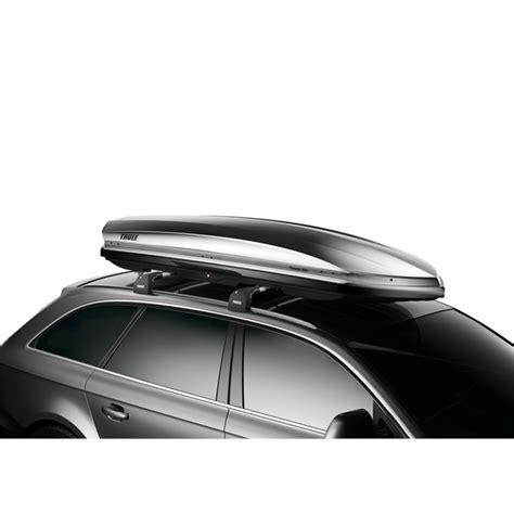 coffre de toit thule dynamic 900 chrome 430 l norauto fr