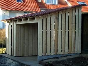 Garage Mit Pultdach : pultdach holzbau breckel ~ Michelbontemps.com Haus und Dekorationen