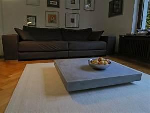 Möbel Aus Beton : m bel aus beton design zwischen masse und ~ Michelbontemps.com Haus und Dekorationen