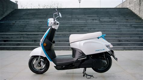 Kymco Ionex Electric Scooter Platform Announced