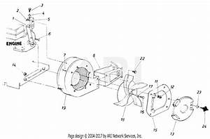 Mtd Mtd Mdl 692 Parts Diagram For Leaf Blower