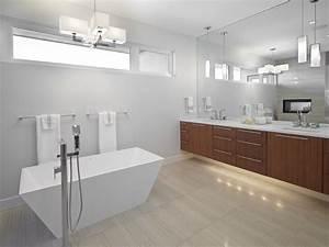 luminaire salle de bains et amenagement en 53 idees cool With carrelage adhesif salle de bain avec luminaire led miroir salle de bain