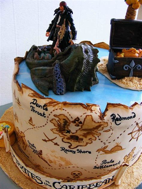 pirates   caribbean cake  bubolinkata  flickr