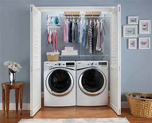 Efficient and cozy small laundry room ideas home design for Suggested ideas for laundry room design