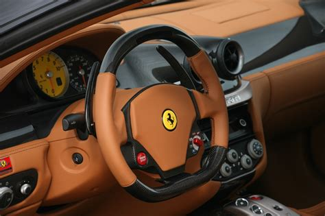 Cool Cars Ferrari 599 Gtb Fiorano Interior Pictures