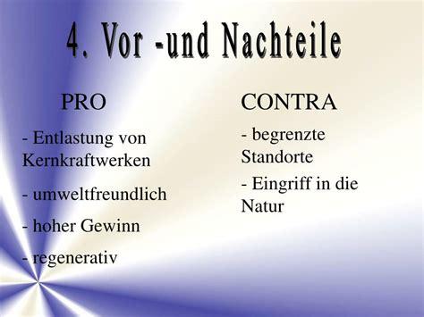 erdöl vor und nachteile ppt wasserkraft powerpoint presentation id 576459