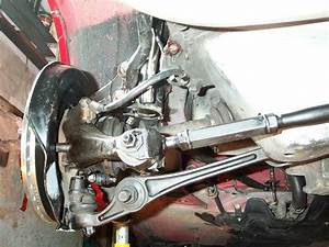 Suspension Diagram Toyota Mr2
