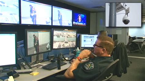 Police Pushing Access To Security Cameras Inside Public