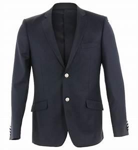 Manteau Homme Galerie Lafayette : blazer galeries lafayette en bleu pour homme galeries lafayette ~ Melissatoandfro.com Idées de Décoration