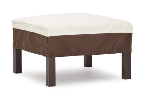 Strathwood Outdoor Furniture Covers by Strathwood Ottoman Furniture Cover Patio