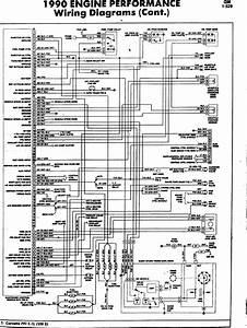 1990 Corvette Ecm Wiring Diagram Schematic