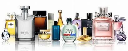 Perfume Transparent Fragrances Background Luxury Expensive Branded
