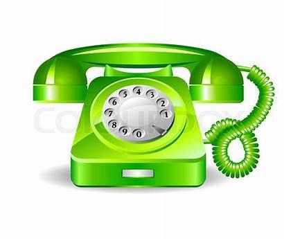 Telephone Retro Vector Background Clipart Telephones Phone