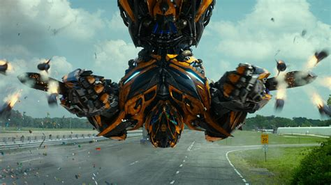 Bumblebee Transformers 4 Wallpaper Hd