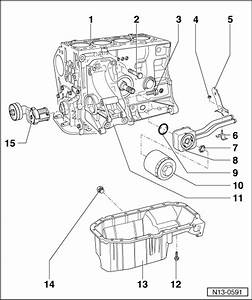 Volkswagen Workshop Manuals  U0026gt  Golf Mk4  U0026gt  Power Unit  U0026gt  4