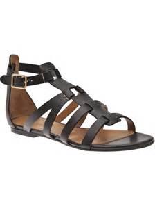 Chloe Gladiator Flat Sandal