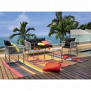 Coussin Exterieur Maison Du Monde : coussin d 39 ext rieur jaune 50x50 maisons du monde ~ Melissatoandfro.com Idées de Décoration