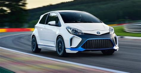 Upcoming Hatches by Toyota Yaris Hybrid R Concept Details Revealed