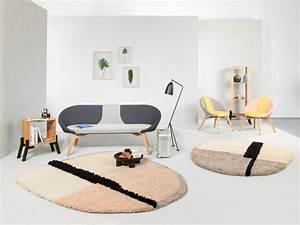 Teppich Beige Weiss : nudo teppich gro weiss beige rosa formatteppiche von ames architonic ~ Eleganceandgraceweddings.com Haus und Dekorationen