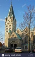 Paderborn cathedral, Germany, North Rhine-Westphalia ...