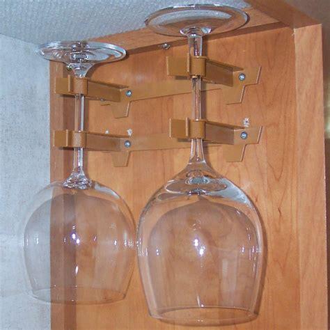 wine glass holder  caravans  rvs mega klipp moutere caravans