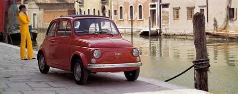 Small Fiat Car by Fiat 500 The Small Car That Put All Of Italy On Wheels