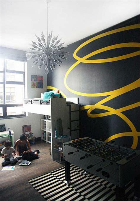 Wände Kreativ Streichen by 62 Kreative W 228 Nde Streichen Ideen Interessante Techniken