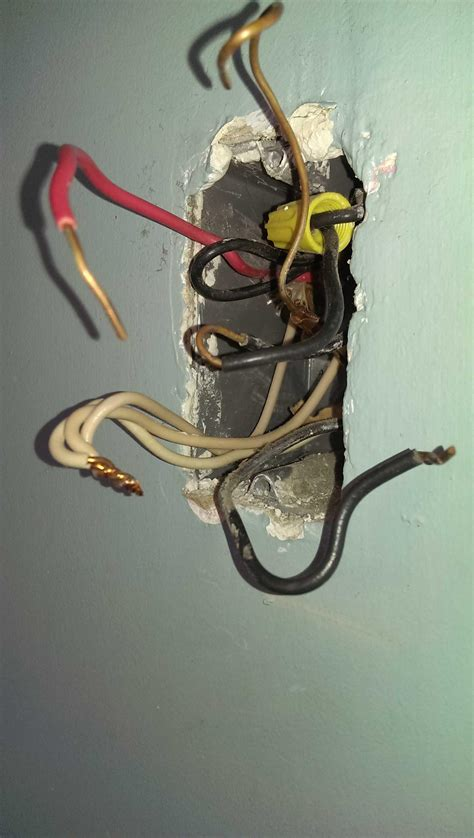 how to install a light switch with 3 black wires