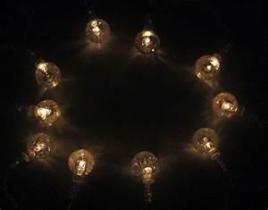 Led Lichterkette Kugeln : led lichterkette mit 10 kugeln batteriebetrieb weihnachtsdekoration ambiente lampen licht ~ Frokenaadalensverden.com Haus und Dekorationen