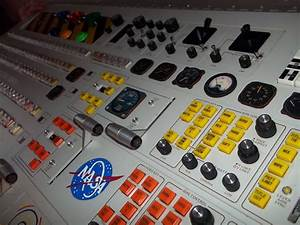 Space Ship Control Panel - Pics about space