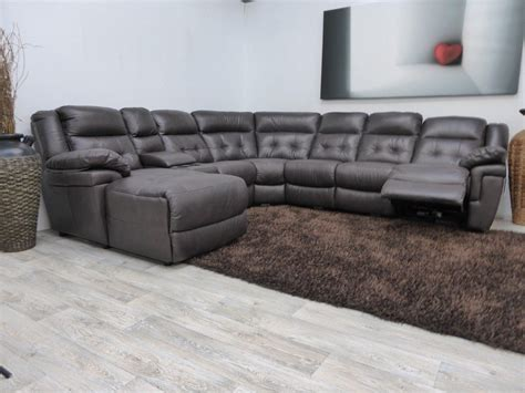 lazy boy sectional sofas 20 best ideas lazy boy leather sectional sofa ideas