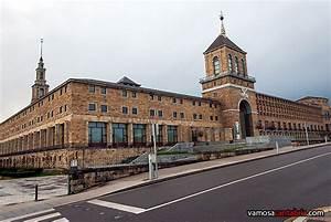Universidad Laboral de Gijón (I) – Vamos a Cantabria