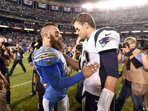 Ap Patriots Chargers Football S Fbn Usa Ca