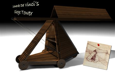 siege vinci da vinci siege tower by peregrinestudios on deviantart