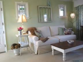 Green Livingroom Fresh Charming Green White Cottage Magpie