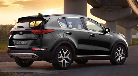 2019 Kia Sportage  News, Reviews, Msrp, Ratings With