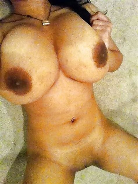 Indian babe with HUGE boobs